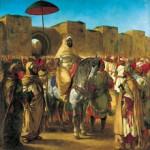 Sultan of Morocco - Ο Σουλτάνος του Μαρόκου