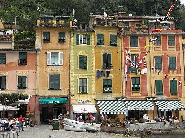 Ιταλικη Ριβιερα: Porto-Fino