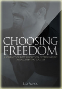 Choosing Freedom - Leo Frincu
