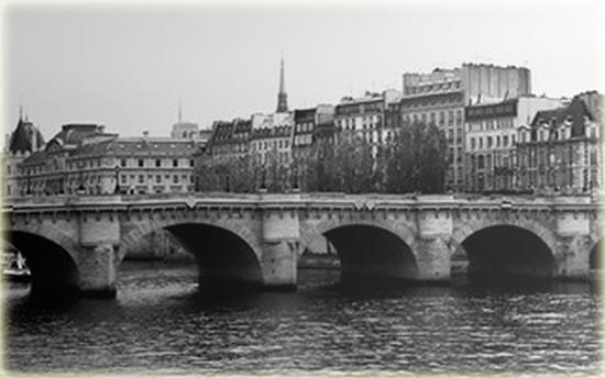 Καινουργια Γεφυρα – Παρισι