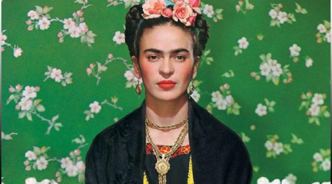 Frida Kahlo Η ζωγραφική είναι η δική μου πραγματικότητα